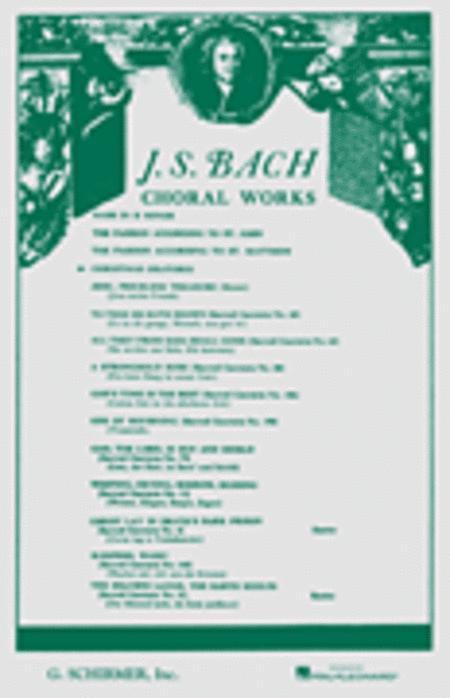 Christmas Oratorio (Complete)