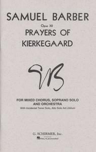 Prayers of Kierkegaard
