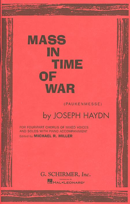 Mass in Time of War (Paukenmesse)