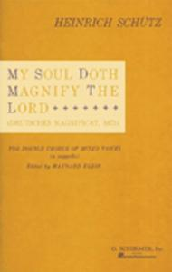 My Soul Doth Magnify the Lord (Deutsches Magnificat)