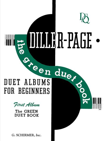 Green Duet Book for Beginners