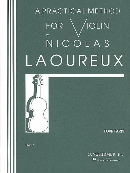 A Practical Method for Violin - Part 1