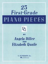 25 First Grade Piano Pieces