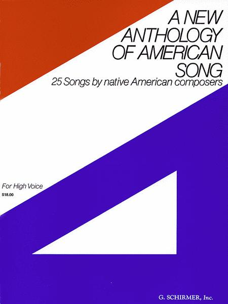 New Anthology of American Song