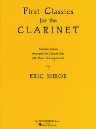 First Classics for the Clarinet