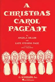 A Christmas Carol Pageant