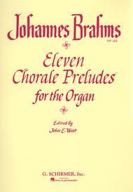 11 Chorale Preludes
