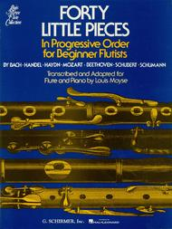 40 Little Pieces In Progressive Order