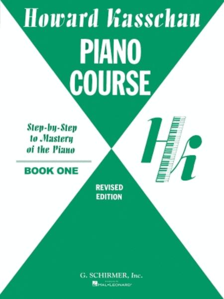 Piano Course - Book 1