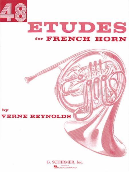 48 Etudes (French Horn)