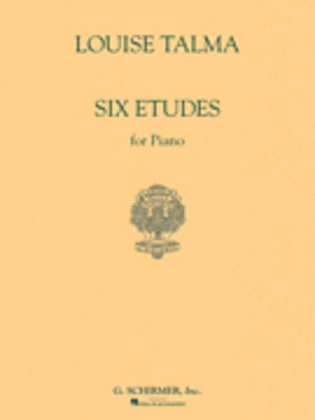 Six Etudes for Piano