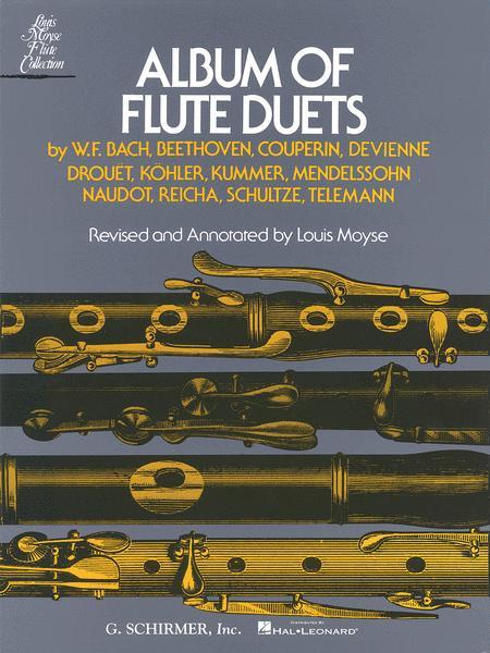 Album Of Flute Duets - Flute
