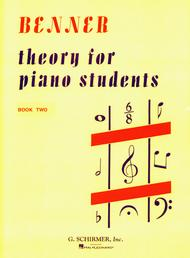 Theory for Piano Students - Book 2