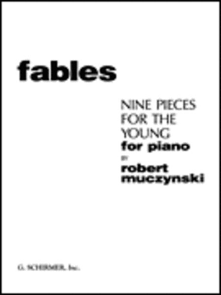 Fables: 9 Pieces for the Young