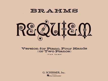 Requiem, Op. 45