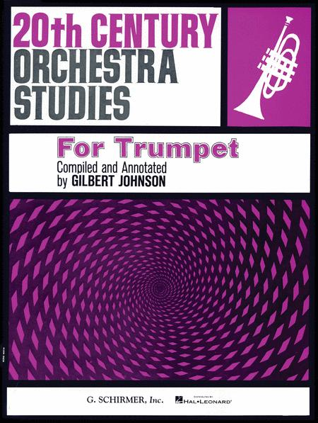 20th Century Orchestra Studies for Trumpet