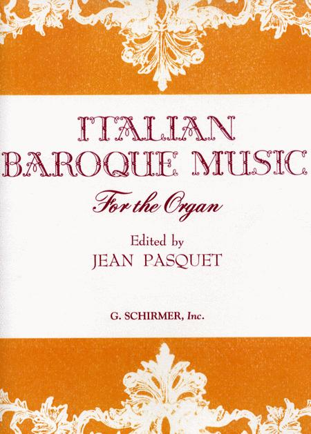 Italian Baroque Music