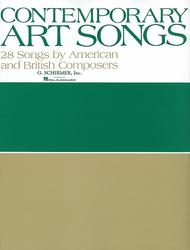 Contemporary Art Songs: 28 by British and American Composers