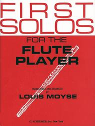 First Solos for the Flute Player