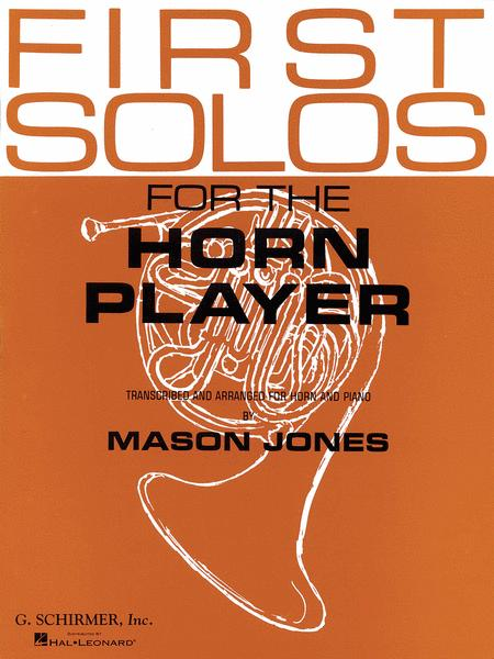 First Solos for the Horn Player