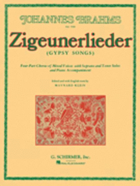 Zigeunerlieder - Gypsy Songs wth Soprano & Tenor Solos