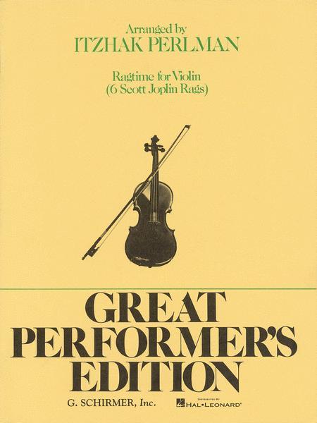 Ragtime for Violin
