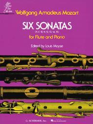 Six Sonatas, KV 10-15