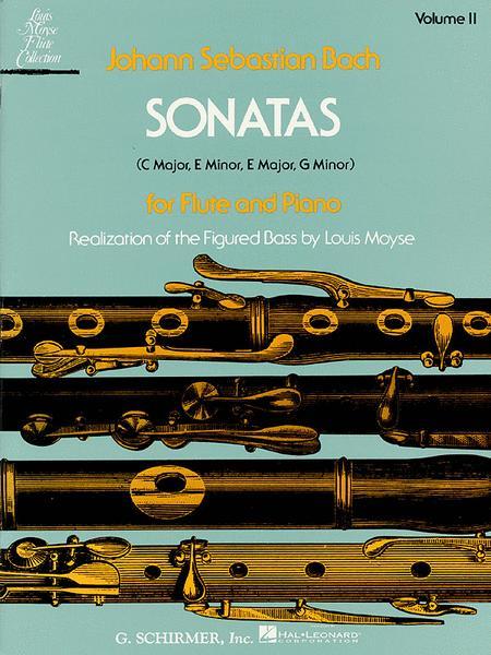 Sonatas - Volume 2 - Flute/Piano