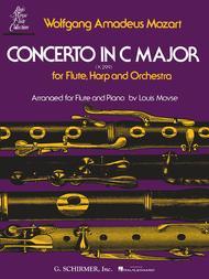 Concerto In C Major, K.299 - Flute/Piano