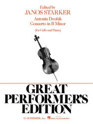 Cello Concerto In B Minor - Cello/Piano