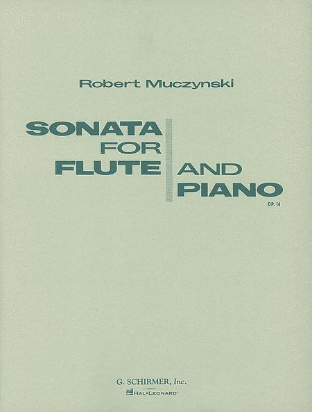 Sonata for Flute and Piano, Op. 14