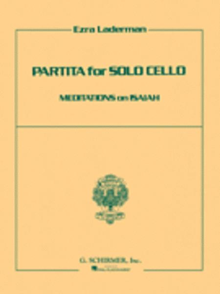 Partita for Solo Cello: Meditations on Isaiah
