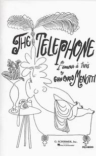The Telephone - Vocal Score