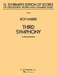 Symphony No. 3 (in 1 movement)