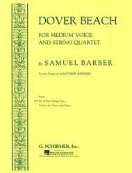 dover beach notes