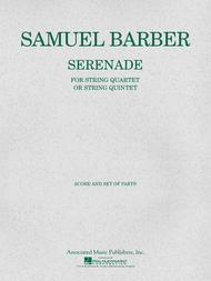 Serenade for Strings, Op. 1
