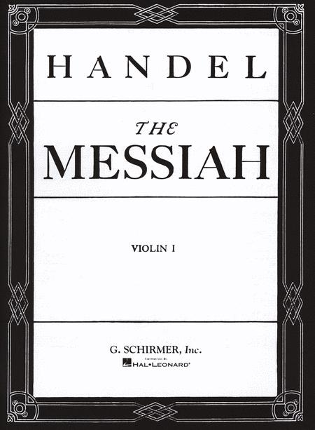 Messiah (Oratorio, 1741) - Violin I