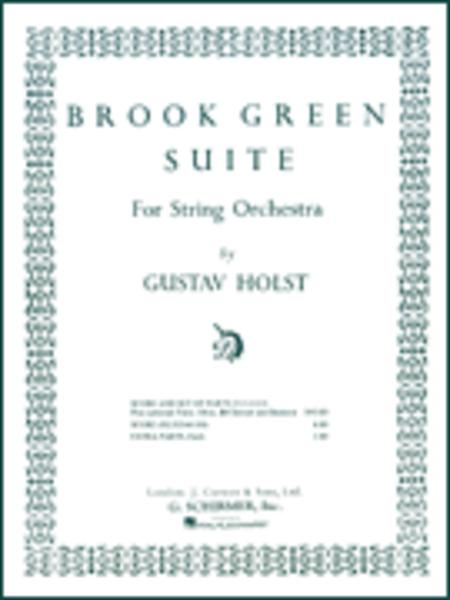 Brook Green Suite Vn2 Str Orch