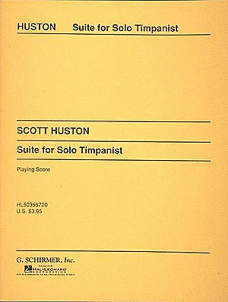 Suite for Solo Timpani