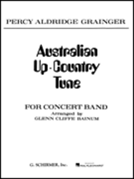 Australian Up-Country Tune
