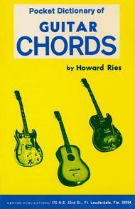Pocket Dictionary of Guitar Chords