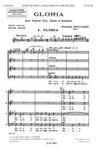 Gloria - Chorus Part