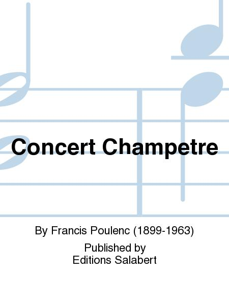Concert Champetre