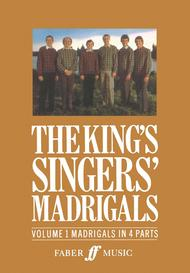 The King's Singers' Madrigals - Vol. 1