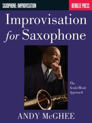 Improvisation for Saxophone