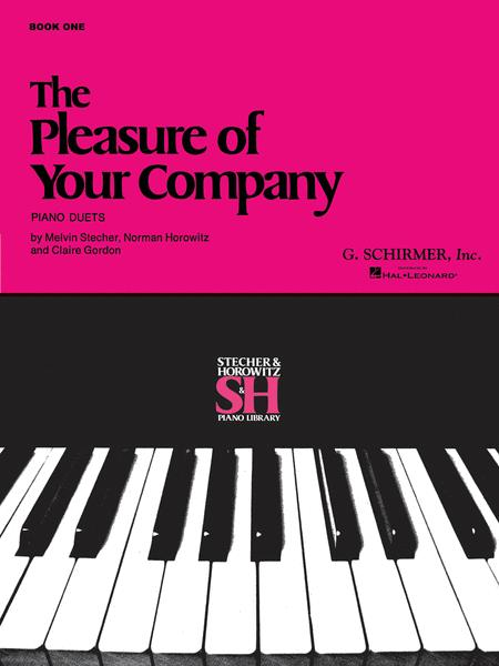 The Pleasure of Your Company - Book 1