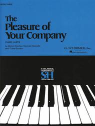 The Pleasure of Your Company - Book 3