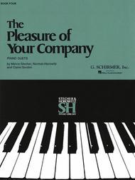 The Pleasure of Your Company - Book 4