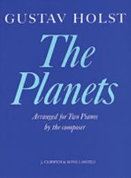 Planets - Complete - 2 Pianos/4 Hands