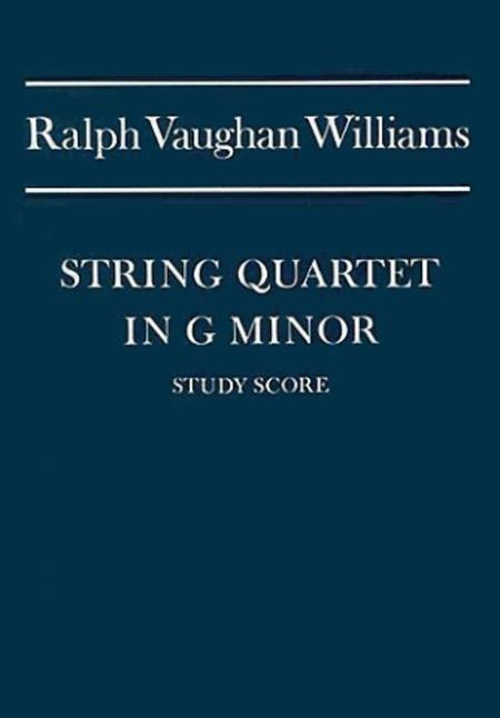 String Quartet in G Minor